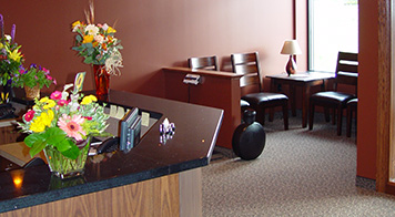 Animal Eye Specialty Center Interior